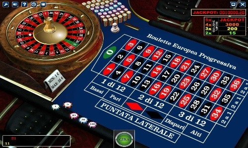 Strategie roulette: sistema dozzine-colonne