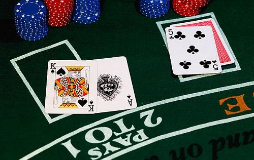 professionisti del blackjack