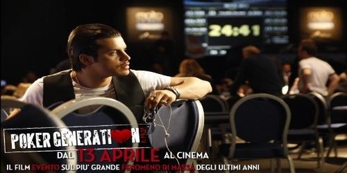 Film Poker: Poker Generation