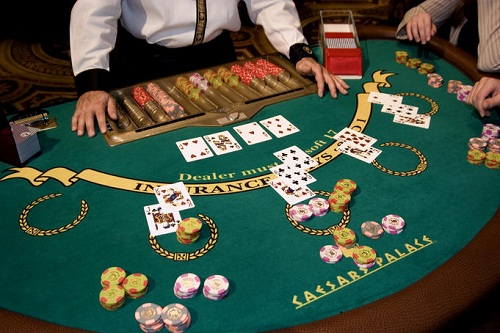 professionisti del blackjack