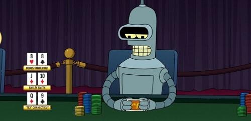 """""""Cyber Poker"""""""