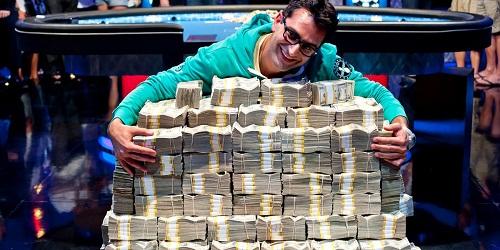 Campioni di Poker: Antonio Esfandiari, il campione del nuovo millennio