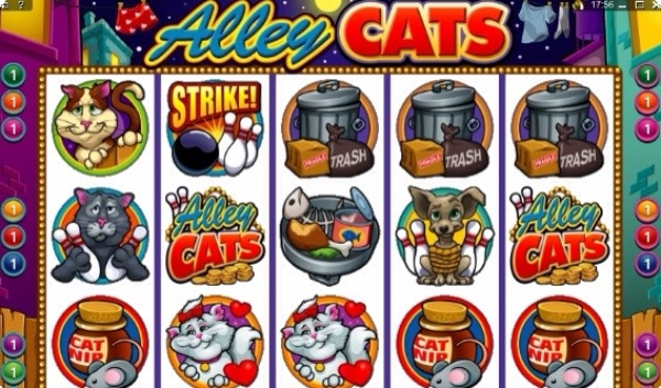 Slot machine AAMS