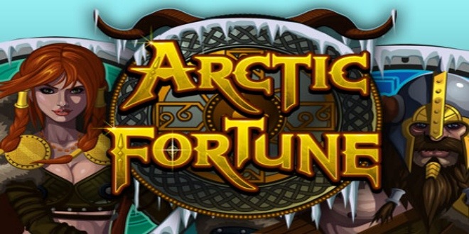 Slot machine Arctic Fortune online