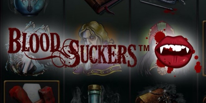 Slot machine Blood Suckers online