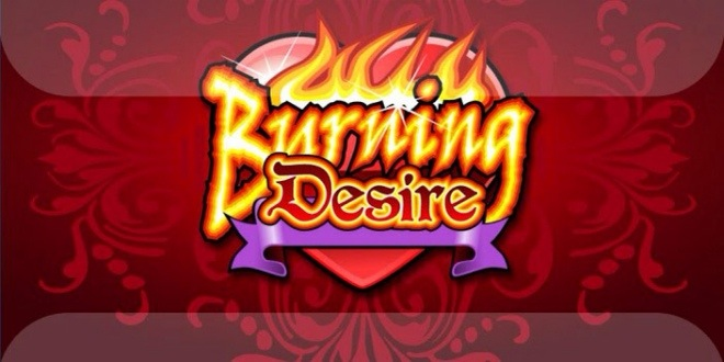 Slot machine Burning Desire online