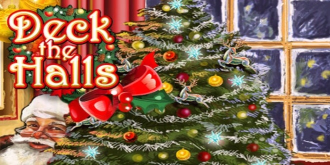 Slot machine Deck the Halls online