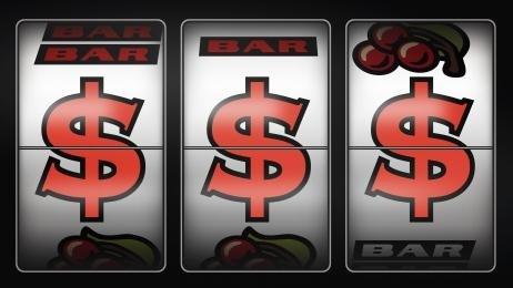 Slot machine AAMS