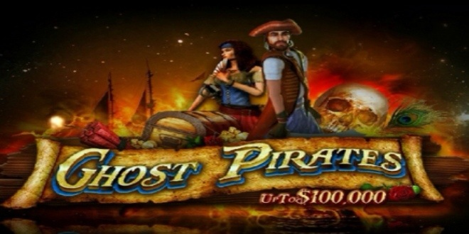 Slot machine Ghost Pirates online