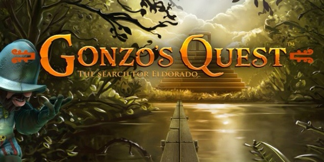 Slot machine Gonzos Quest online