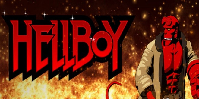 Slot machine Hellboy online