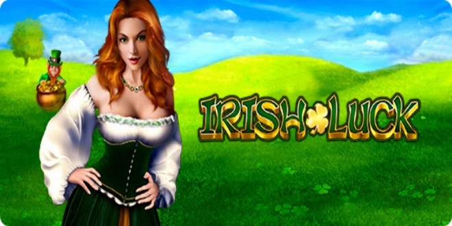 Slot machine Irish Luck online