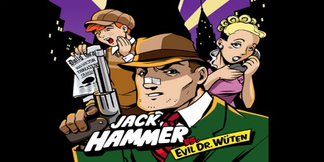 Slot machine Jack Hammer online