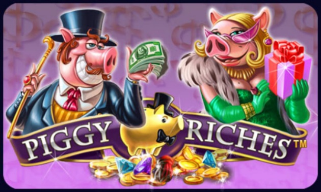 Slot Machine Piggy Riches online