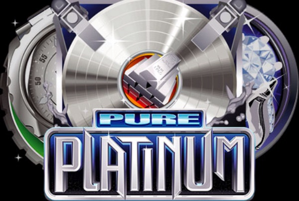 Slot machine Pure Platinum online