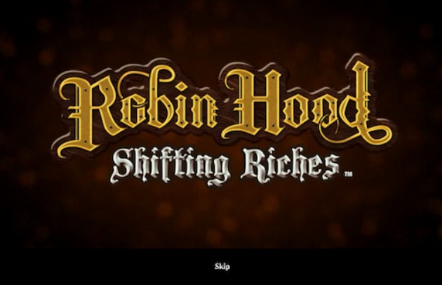 Slot machine Robin Hood online