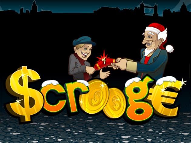Slot machine Scrooge online