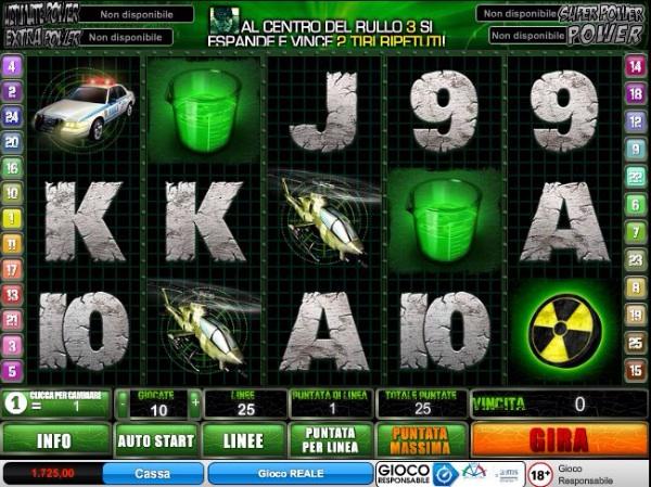 Slot online AAMS