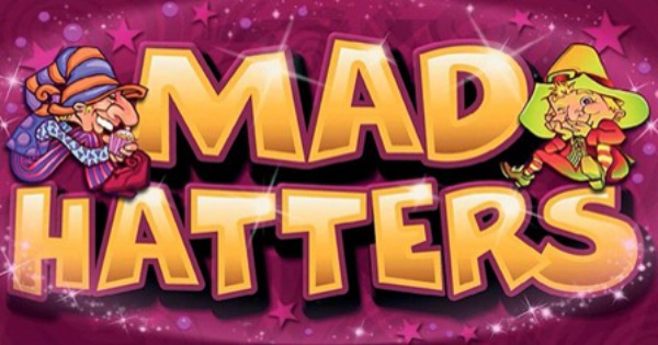 Slot Machine Mad Hatters online
