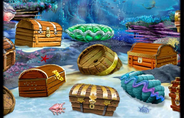 Slot Machine Mermaids Millions online