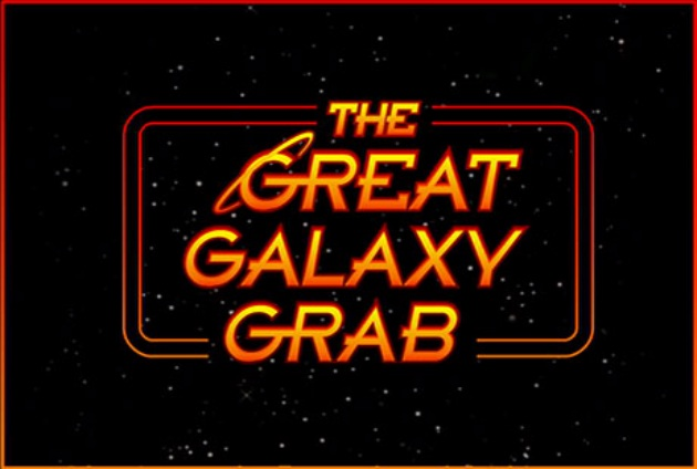 Slot machine The Great Galaxy Grab