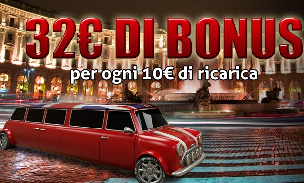 32Red Casinò AAMS