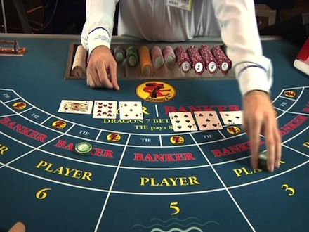 Casino online giocare a baccarat