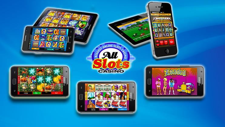 All Slots Casino Mobile Casino