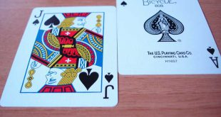 carte da gioco blackjack