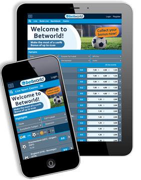 betworld app mobile