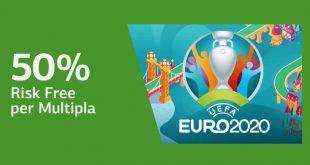 LsBet: bonus 50% fino a 100 euro su Europei 2020
