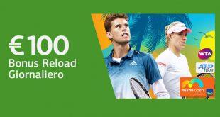 LsBet: bonus Miami Open 2019