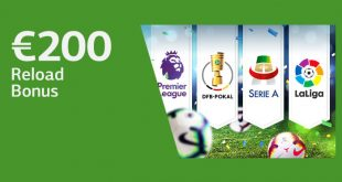 LSBet presenta il bonus ricarica 200€