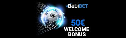 babibet bonus 50 euro