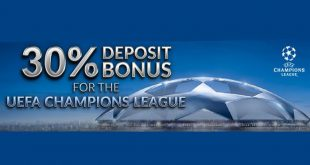 Super bonus Babibet Champions League fino a 300 euro!