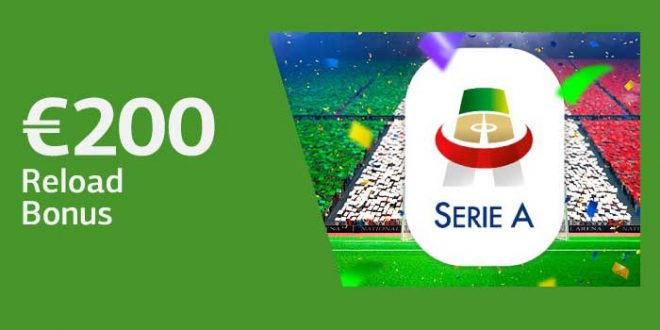 200 euro bonus Lsbet ultima giornata di Serie A!