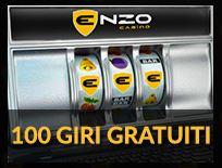 enzo casino 100 giri gratuiti