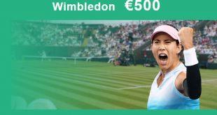 Librabet offre un nuovo bonus per Wimbledon fino a 500€!