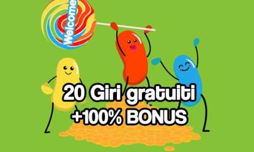 jellybean bonus casino