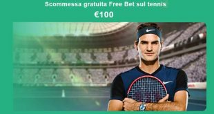 Librabet: Free bet sul tennis fino a 100 euro