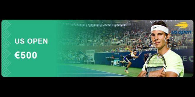 Librabet offre una free bet da 500€ sugli US Open di Tennis