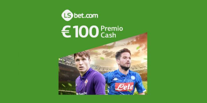 lsbet 100 euro serie A