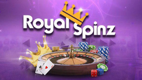 royalspinz casino bonus