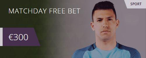 malina sports free bet del giorno