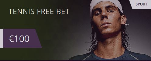 malina sports free bet tennis