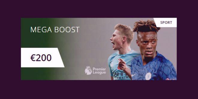 Super promo Malina sports su Manchester City - Chelsea