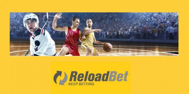 500€ di cashback settimanale da Reloadbet