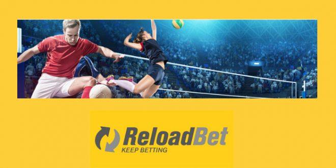 Ogni giovedì bonus ricarica 100€ con ReloadBet