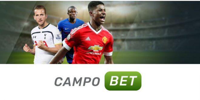Campobet offre una free bet del 10% fino a 300€