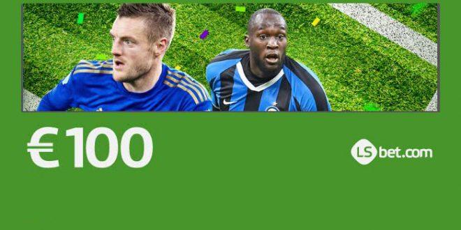 LsBet sport: 50% sulla tua scommessa fino a 100€